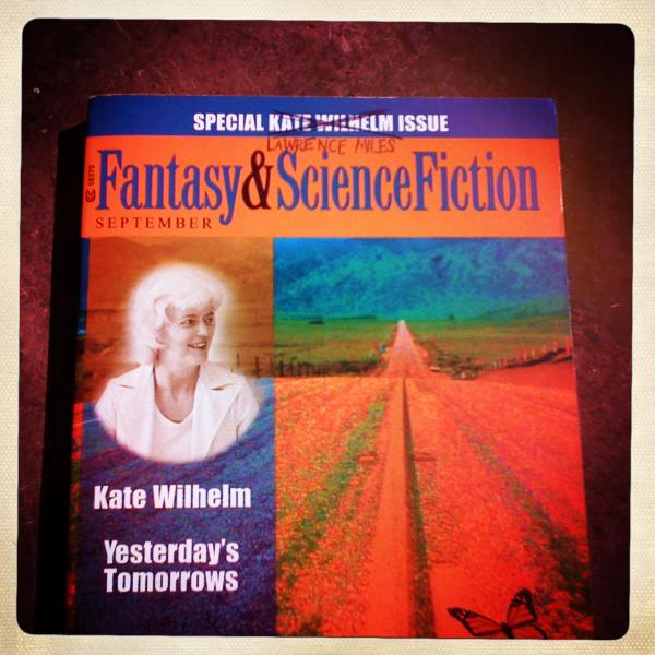 Fantasy & SF, Sept 2001